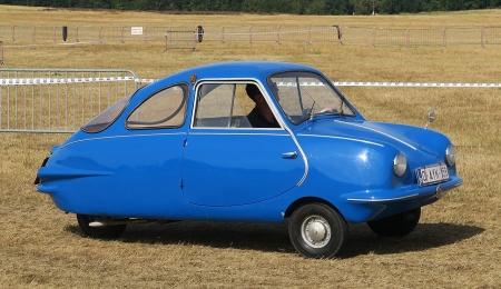 288d6635a الرأي نيوز سيارات : واحدة من أغرب السيارات التي أنتجت في العالم